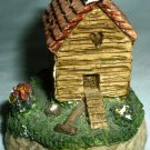 COLLECTABLE DAVID WINTER CAMEOS POULTRY ARK SMALL COTTAGE 1991