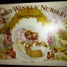 BEATRICE POTTER WEDGWOOD MRS.TIGGY WINKLE 4PCS CHILD PORCELAIN NURSERY SET NMB