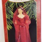 HALLMARK KEEPSAKE ORNAMENT COLLECTOR'S CLUB SCARLETT O'HARA 1997 GONE WITH WIND