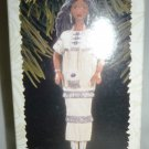 HALLMARK KEEPSAKE ORNAMENT COLLECTOR'S CLUB NATIVE AMERICAN BARBIE WORLD DOLLS