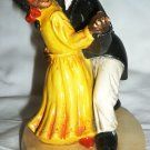 CHARMING BALLROOM DANCERS NATURECRAFT ENGLAND THE POPPETS CHEEK TO CHEEK TOMLINS