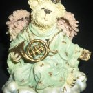 BOYDS BEARS & FRIENDS BEARSTONE COLLECTION 'HEAVENLY MUSIC' #2277922