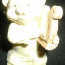 CHARMING LITTLE BEAR FIGURINE FROM ANGEL TEDDY BABIES COLLECTION