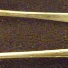RARE ANITIQUE ENGLAND SILVERPLATED SHEFFIELD SUGAR TONGS NIPS