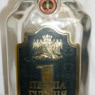 UNIQUE PEPPER VODKA HORILKA GOLD UKRAINE COLLECTIBLE EMPTY BOTTLE