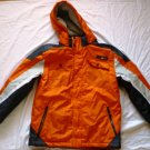 BIG CHILL FREESTYLE BOY'S WINTER JACKET SIZE 18 + ZIP UP VEST