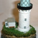 THIS LITTLE LIGHT OF MINE KELAUEA POINT LIGHTHOUSE FIGURINE BY HARBOUR LIGHTS