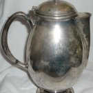 VINTAGE SILVERPLATED ONEIDA BY COMMUNITY LTD. HI-LIGHT COFFEE TEA POT