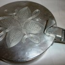 VINTAGE CANTERBURY ARTS HAND WROUGHT LIDDED PAN SILENT BUTLER CRUMBS ASH COLLECT