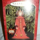 HALLMARK CHRISTMAS ORNAMENT 1999 STAR WARS QUEEN AMIDALA NMB