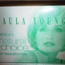 PAULA YOUNG WIN NATURAL CHOICE FOR BEAUTIFUL HAIR WHISPERLITE EMILY 14/88A szAVG