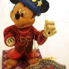 DISNEY TRADITIONS SHOWCASE COLLECTION FIGURINE TOUCH OF MAGIC #4010023 MICKEY
