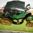 BRUMM DUC A 2 RESSORT NAPOLEON III 1860 PLASTIC COACH LIGHT CAR 1/43 ITALY