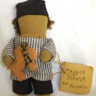 MAGGIE SCRATCH AND FRIENDS RAG DOLL