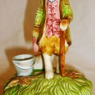 SCHMID ROTATING MUSIC BOX BEATRIX POTTER MR.FOX LOVELY FOX ENTERTAINER