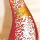 VTG HAND MADE GENUINE VETRO ARTISTICO VENEZIANO MURANO ITALY GLASS FIGURINE BIRD
