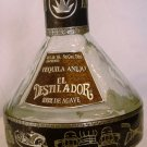 COLLECTIBLE UNIQUE LIQUOR BOTTLE TEQUILA ANEJO EL DESTILADOR