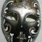 BEAUTIFUL LA MASCHERA DEL GALEONE MINIATURE DECORATIVE MASK COA