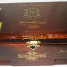 CHATEAU DE LA FUENTE FUENTE OPUSX CHERRY WOOD CIGAR HOLDER CASE PERFECTION #4