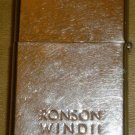 VINTAGE RONSON WINDII CIGARETTE LIGHTER
