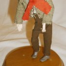 HALLMARK TABLE DECORATION A CHRISTMAS CAROL FIGURINE TINY TIM