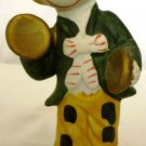 DOT CHARMING PORCELAIN FIGURINE STREET PERFORMER CLOWN