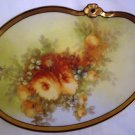 ANTIQUE HAND PAINTED LIMOGES CORONET FRANCE EXCLUSIVE DESIGN PITKIN & BROOK MdeM SIGNED ANDIR