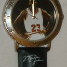 WILSON CHICAGO BULLS #23 MICHAEL JORDAN ANALOG WATCH SOFT BRACELET