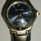 LEE CARDEEN WRISTWATCH WATER RESISTANT QUARTZ WOMAN'S WATCH needs new batery
