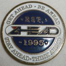 AHEAD GEAR MAGNETIC BALL MARKER COIN STAY AHEAD THINK AHEAD