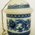 VINTAGE PORCELAIN AK KAISER GERMANY JHINJANG TEA INFUSER MISSING PART
