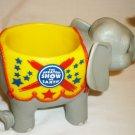 DISTINCT BARNUM & BAILEY'S CIRCUS GREATEST SHOW ON EARTH CUP MUG ELEPHANT