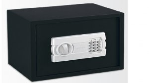PERSONAL SAFE WITH ELECTRONIC LOCK AND 1 SHELF (FREE SHIPPING)