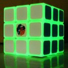 Hot 3X3X3 Glow in Dark Rubik Magic Cube Puzzle Game Toy Best Gift