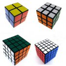 2X2X2 3X3X3 4X4X4 5X5X5 Rubick Rubix Rubic Magic Cube Puzzle Game Toy Gift