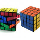 4x4x4 5x5x5 Rubick Rubix Competitive Speed Education Fancy Magic Cube Puzzle Game Toy