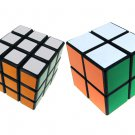 Set of 2x2x2 3x3x3 Rubic Rubix Speed Competitive Magic Cube Puzzle Game Toy