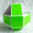 Green 48 Blocks Super Master Magic Ruler Twist Snake Folding Puzzle Toy