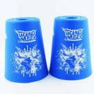 12 Pcs Sport Stacking Speed Stacks Cups Cool Blue (Cup Stacking) Competitive Game