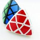 Lanlan Speed Pyramorphix Rubick Rubix Rubic Magic  Puzzle Cube Game Toy Gift