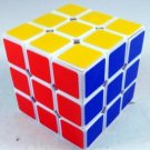White ABS Dayan V 5 ZhanChi 3x3x3 Speed Puzzle Magic Cube with PVC Stickers New