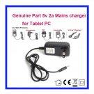 """5V 2A AC Adapter Power Supply wall Charger For Yarvik 7"""" TAB264EUK TAB 264EUK TAB264"""