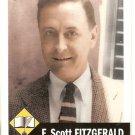 F. Scott Fitzgerald - Novelist - 2009 Topps Heritage Card # 9
