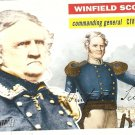 Windfield Scott -General -2009 Topps Heritage Card # 25
