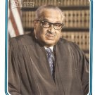 Thurgood Marshall - Supreme Court 2009 Topps Heritage Caed # 78