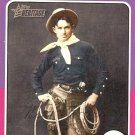 Will Rogers - Entertainer 2009 Topps Heritage Card # 89