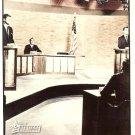First Televised Presidential Debate - 2009 Topps Heritage Card # 122