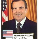 Richard Nixon - American Presidents - 2009 Topps Heritage Card # AP37