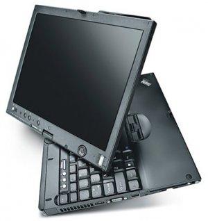 Lenova Thinkpad X61 Tablet PC 1.6 GHZ with Windows 7