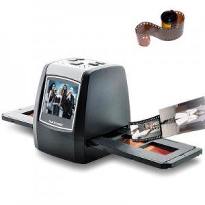 35mm Film Scanner - LCD, SD Card Slot